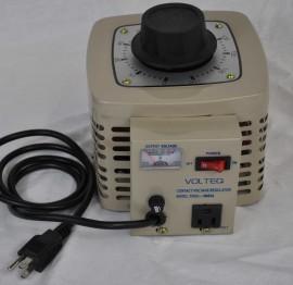 VOLTEQ 1KVA VARIABLE TRANSFORMER VARIAC 1000VA 0-150V 110V  INPUT