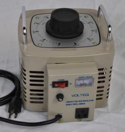 VOLTEQ 3KVA VARIABLE TRANSFORMER VARIAC 3000VA 0-250V 110V  INPUT