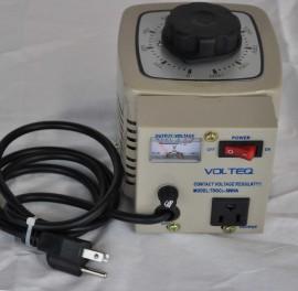 0.5K VA VARIABLE TRANSFORMER VARIAC 500VA 0-150V 110V INPUT