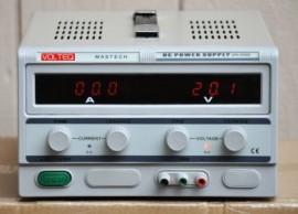 20V 10A Linear Regulated DC power supply for multi-lane digital slot car applications