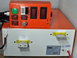 Volteq High Current Rectifier for Electroplating Anodizing HY09750EX 9V 750A