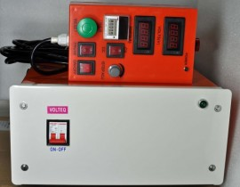 Volteq High Current Rectifier for Electroplating Anodizing HY12300EX 12V 300A