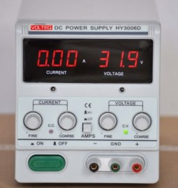 Improved! Regulated Linear DC POWER SUPPLY HY3006D 30V 6A Over-voltage Protection
