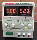 VOLTEQ REGULATED VARIABLE DC POWER SUPPLY HY5003D 50V 3A
