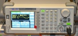 Siglent SDG1025 25MHz Function / Arbitrary Waveform Generator